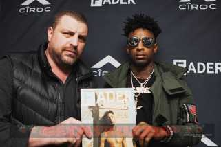 21 Savage, Cardi B, & More At The FADER Issue Release Party Sponsored by CÎROC [Photos]