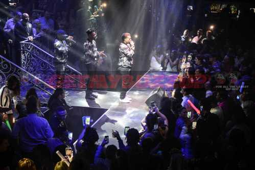 LAX Nightclub Welcomed Sisqo as the Latest Artist Headlining the Venue's Famed Throwback Thursday Series [Photos]