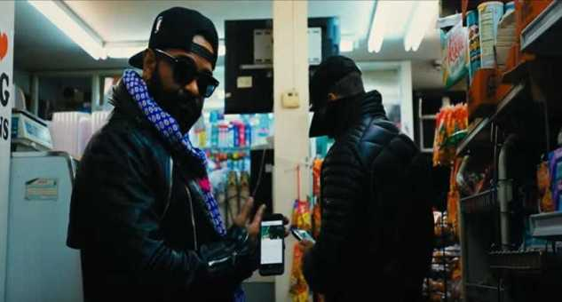 "Jim Jones – ""Gigabyte"" (Feat. Avon Carter) [Music Video]"