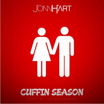 """Jonn Hart – """"Cuffin Season"""" [Audio]"""