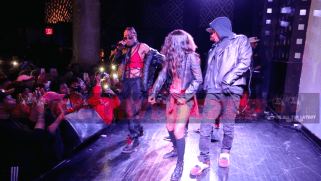 Celeb Sightings: Keke Palmer Performs in NYC at S.O.B's to a Sold Out Show [Photos + Video]
