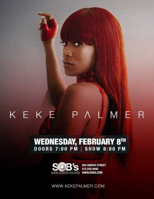 KEKE PALMER HOLDS BOOK SIGNING IN NYC AT THE CITY COLLEGE OF NEW YORK [PHOTOS]