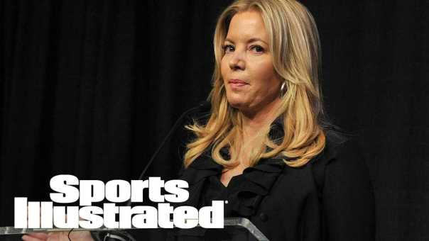 Lakers' Jeanie Buss Says She Waited Too Long To Fire Her Brother Jim | SI Wire | Sports Illustrated