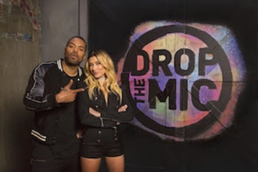 drop the mic