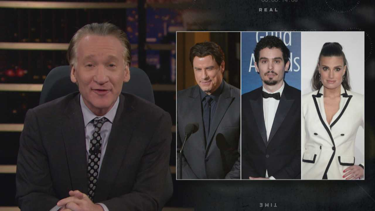 I Don't Know It For a Fact (Oscar Edition) | Real Time with Bill Maher (HBO)