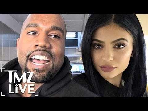 Kanye West And Kylie Jenner Business War | TMZ Live