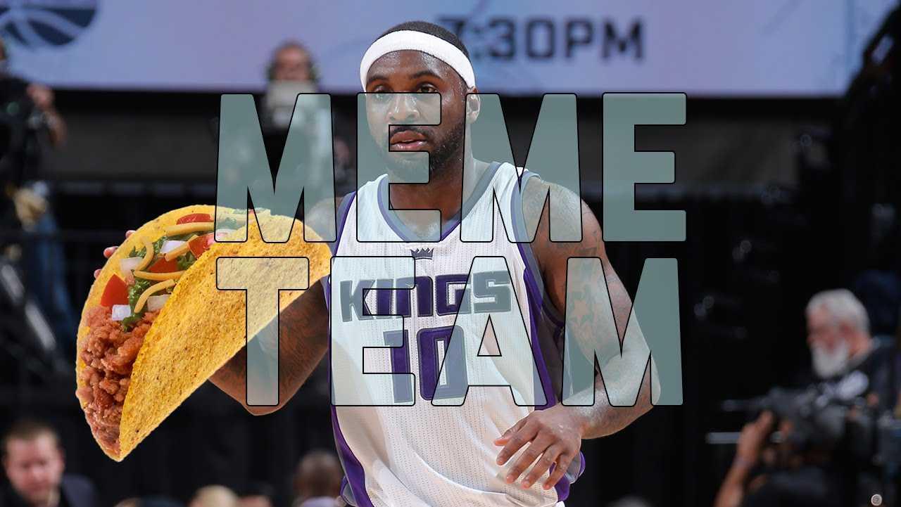 NBA Meme Team - Top 5