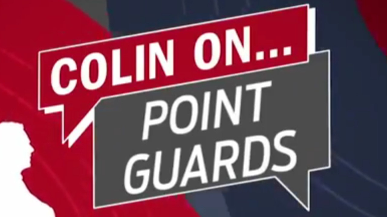 Colin On... Point Guards | SPEAK FOR YOURSELF