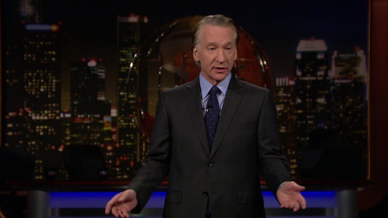 Monologue: The Slow and the Furious   Real Time with Bill Maher (HBO)
