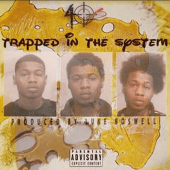 """40b releases new EP """"Trapped In The System"""""""