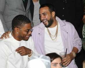 Nelly, French Montana