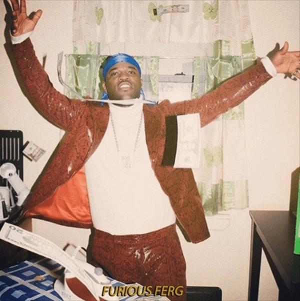 "A$AP Ferg Shares New Song ""Furious Ferg"" [Audio]"