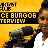 Bernice Burgos Addresses Dating Rumors, Plastic Surgery on The Breakfast Club