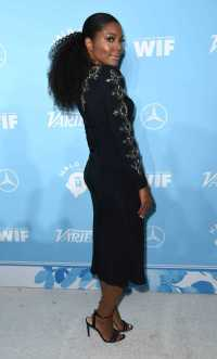 Mandatory Credit: Photo by Richard Shotwell/Variety/REX/Shutterstock (9064179bu) Gabrielle Union Variety and Women in Film Emmy Nominee Celebration, Arrivals, Los Angeles, USA - 15 Sep 2017