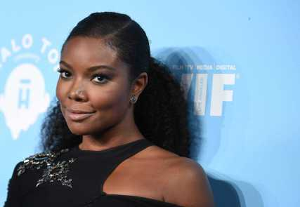 Mandatory Credit: Photo by Richard Shotwell/Variety/REX/Shutterstock (9064179es) Gabrielle Union Variety and Women in Film Emmy Nominee Celebration, Arrivals, Los Angeles, USA - 15 Sep 2017