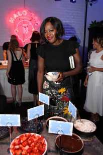 Mandatory Credit: Photo by Stewart Cook/Variety/REX/Shutterstock (9064188z) Viola Davis Variety and Women in Film Emmy Nominee Celebration sponsored by Halo Top, Los Angeles, USA - 15 Sep 2017