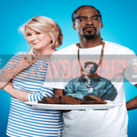 Martha & Snoop's Potluck Dinner Party - BBQ Battle #MarthaandSnoop [Tv]