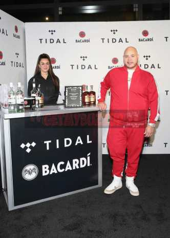 NEW YORK, NY - OCTOBER 17: Fat Joe attends the TIDAL X benefit concert powered by BACARDI and hosted by Fat Joe at Barclays Center of Brooklyn on October 17, 2017 in New York City. (Photo by Monica Schipper/Getty Images for BACARDI) *** Local Caption *** Fat Joe