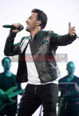 NEW YORK, NY - OCTOBER 17: Luis Fonsi performs onstage during TIDAL X: Brooklyn at Barclays Center of Brooklyn on October 17, 2017 in New York City. (Photo by Kevin Mazur/Getty Images for TIDAL)