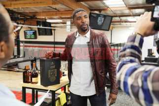 TORRANCE, CA - NOVEMBER 02: Roger Mason Jr. attends The Launch of The House Of Remy Martin MVP Experience at Shoot 360 on November 2, 2017 in Torrance, California. (Photo by Jerritt Clark/Getty Images for Remy Martin)