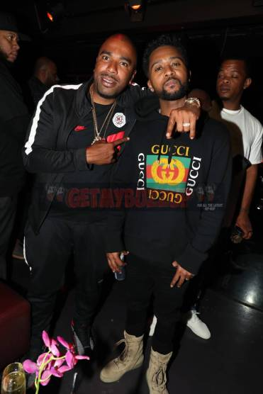 LAS VEGAS, NV - NOVEMBER 09: (L-R) Noreaga and Zaytoven attend The Remy Martin Producers Series Season 4 Finale on November 9, 2017 in Las Vegas, Nevada. (Photo by Johnny Nunez/Getty Images for Remy Martin)