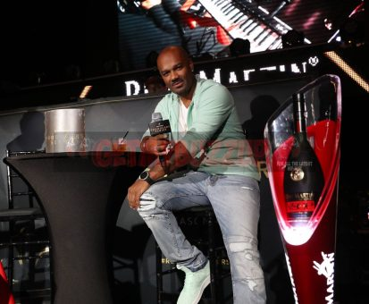 LAS VEGAS, NV - NOVEMBER 09: Big Tigger attends The Remy Martin Producers Series Season 4 Finale on November 9, 2017 in Las Vegas, Nevada. (Photo by Johnny Nunez/Getty Images for Remy Martin)