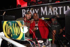 LAS VEGAS, NV - NOVEMBER 09: (L-R) DJ Reymo and Yo Gotti attend The Remy Martin Producers Series Season 4 Finale on November 9, 2017 in Las Vegas, Nevada. (Photo by Johnny Nunez/Getty Images for Remy Martin)