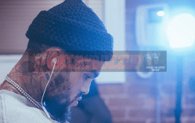 Dave East Gets Tatted by Dutchess at Pretty in Ink [Photos]