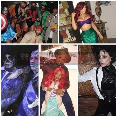 celeb costumes