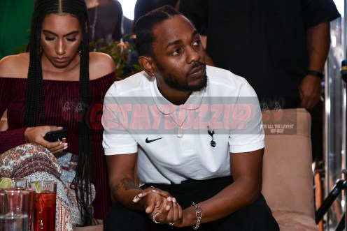 Mandatory Credit: Photo by Rob Latour/Variety/REX/Shutterstock (9228565az) Kendrick Lamar Variety Hitmakers Brunch, Inside, Los Angeles, USA - 18 Nov 2017