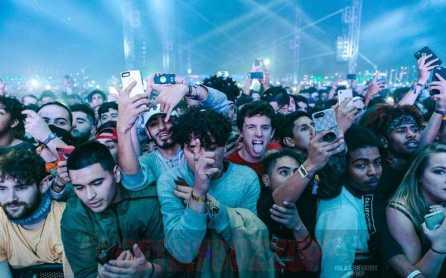The Festival Crowd (Credit: Sebastian Rodriguez)