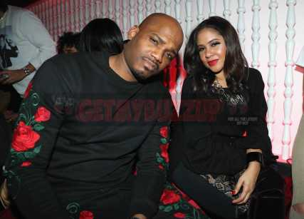 NEW YORK, NY - JANUARY 27: Harry O (L) and Angela Yee The House Of Remy Martin Presents The Culture Creators Pre-Grammy Party at Megu New York on January 27, 2018 in New York City. (Photo by Johnny Nunez/Getty Images for Remy Martin)