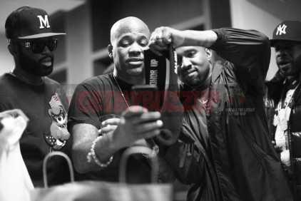 Dame and Kanye 1