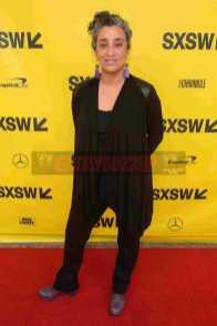 "GAUSTIN, TX - MARCH 17: Director Geeta Gandbhir attends the red carpet premiere of ""Rapture"" during SXSW 2018 at Paramount Theatre on March 17, 2018 in Austin, Texas. (Photo by Daniel Boczarski/Getty Images for Netflix) *** Local Caption *** Geeta Gandbhir"