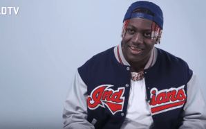 Lil Yachty Talk His New Axe Gold Bodyspray Campaign [Interview]