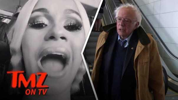 Cardi B Is Going To Shake Up Politics | TMZ TV