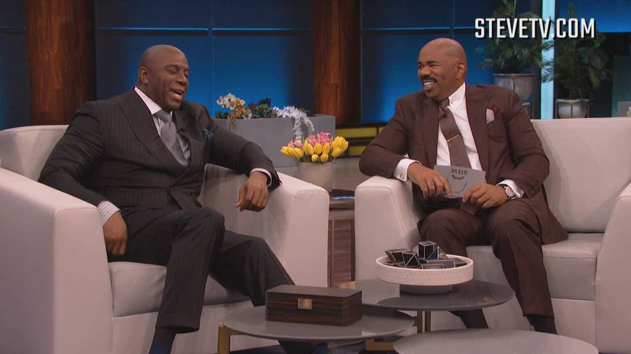 Magic Johnson Won't Even Let His Own Mom Beat Him In Basketball