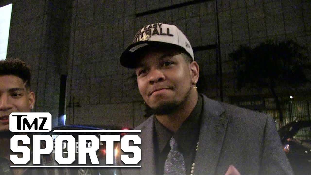 Marcus Davenport's First Post-Draft Purchase? McDonald's, Baby! | TMZ Sports