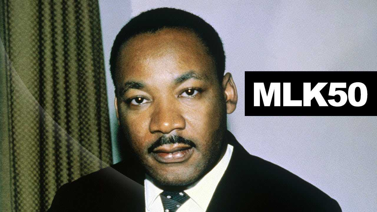 MLK 50: Breaking Down Martin Luther King's Classic Speech 'I've Been To The Mountaintop'