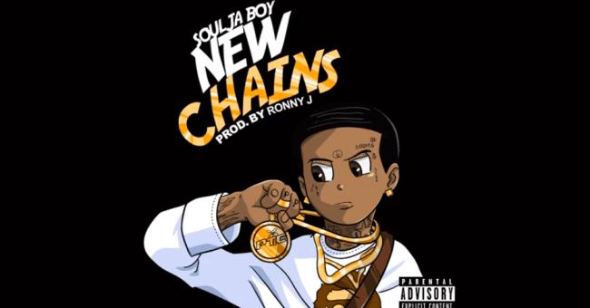 soulja boy chains audio getmybuzzup