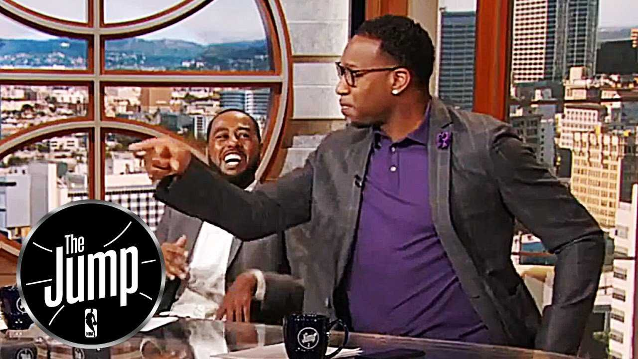 """T-Mac Calls Out Karl Anthony-Towns: """"Who is this dude?!"""" 