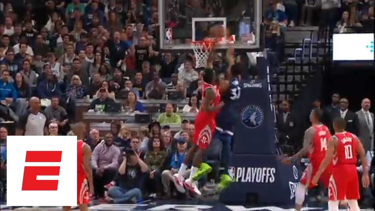 Timberwolves top Rockets with an electrifying performance in Game 3 | ESPN