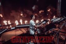KYGO Performing During His Coachella Set
