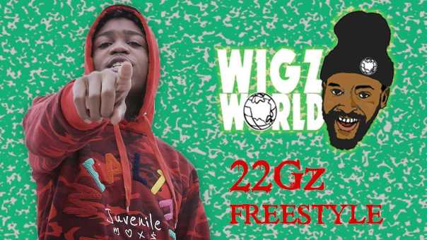 22GZ FREESTYLE   WIGZ WORLD   MASS APPEAL
