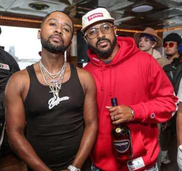 """Zaytoven """"TrapHolizay"""" Album Debut Party in Miami"""
