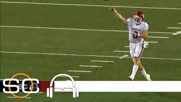 Bill Barnwell makes the case for Lamar Jackson and Baker Mayfield in NFL draft   SC with SVP   ESPN