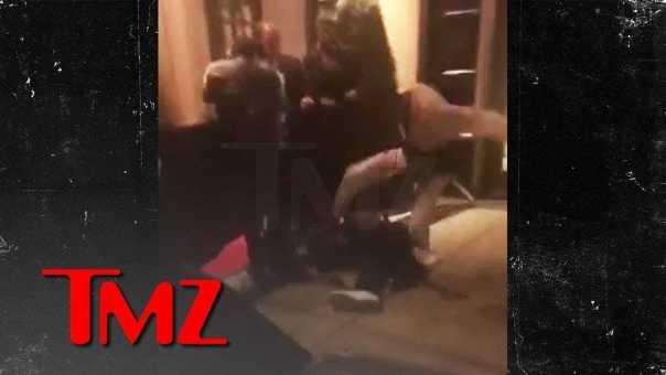 Cardi B's Security Accused of Met Gala Beating | TMZ