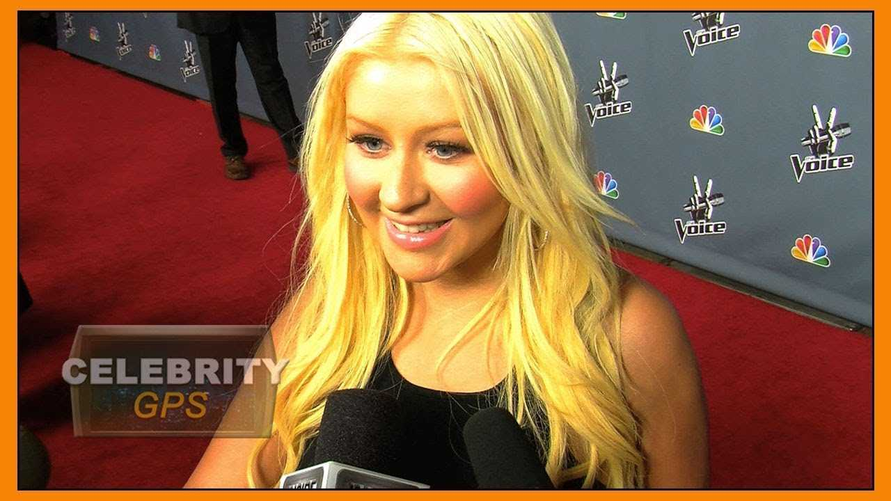 Christina Aguilera is never going back to The Voice - Hollywood TV