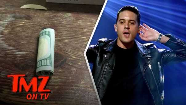 G-Eazy Cocaine Evidence Found! | TMZ TV