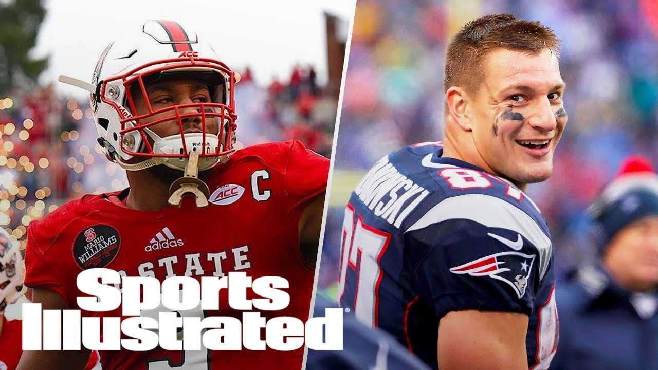 Gronkowski Commits To Another Year With Pats, Bradley Chubb On Draft   SI NOW   Sports Illustrated